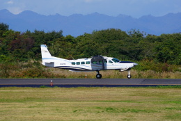 AXTファン210さんが、秋田空港で撮影した中日本航空 208B Grand Caravanの航空フォト(飛行機 写真・画像)
