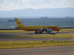 ukokkeiさんが、中部国際空港で撮影したカリッタ エア 777-Fの航空フォト(飛行機 写真・画像)