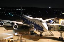 天王寺王子さんが、成田国際空港で撮影したエアブリッジ・カーゴ・エアラインズ 747-83QFの航空フォト(飛行機 写真・画像)