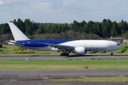 yabyanさんが、成田国際空港で撮影したサザン・エア 777-F16の航空フォト(飛行機 写真・画像)