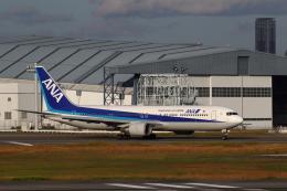 manzoさんが、伊丹空港で撮影した全日空 767-381/ERの航空フォト(飛行機 写真・画像)