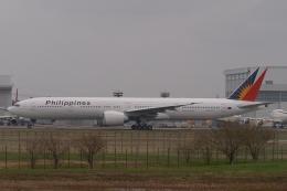 木人さんが、成田国際空港で撮影したフィリピン航空 777-36N/ERの航空フォト(飛行機 写真・画像)