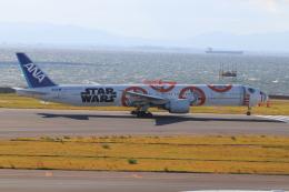 クロマティさんが、中部国際空港で撮影した全日空 777-381/ERの航空フォト(飛行機 写真・画像)