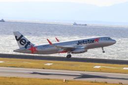 クロマティさんが、中部国際空港で撮影したジェットスター・ジャパン A320-232の航空フォト(飛行機 写真・画像)