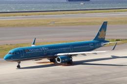 クロマティさんが、中部国際空港で撮影したベトナム航空 A321-231の航空フォト(飛行機 写真・画像)