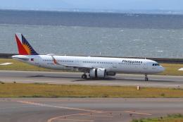 クロマティさんが、中部国際空港で撮影したフィリピン航空 A321-271Nの航空フォト(飛行機 写真・画像)
