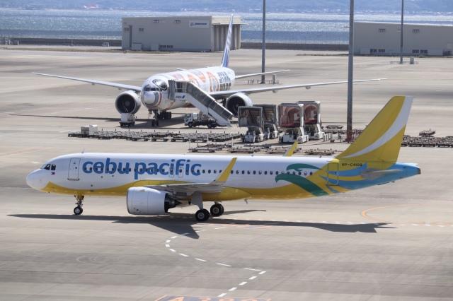 クロマティさんが、中部国際空港で撮影したセブパシフィック航空 A320-271Nの航空フォト(飛行機 写真・画像)