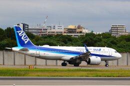 khideさんが、伊丹空港で撮影した全日空 A320-271Nの航空フォト(飛行機 写真・画像)