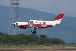 神宮寺ももさんが、高松空港で撮影した日本法人所有 PA-46-500TP Meridian M500の航空フォト(飛行機 写真・画像)