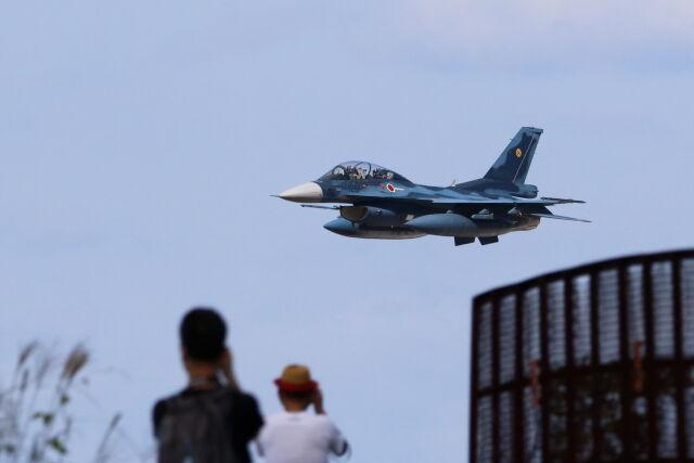 mocohide☆さんが、築城基地で撮影した航空自衛隊 F-2Bの航空フォト(飛行機 写真・画像)