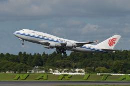 Deepさんが、成田国際空港で撮影した中国国際貨運航空 747-433M(BDSF)の航空フォト(飛行機 写真・画像)