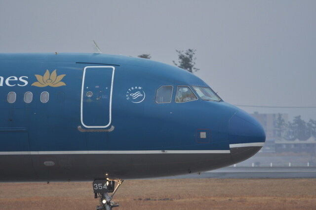 kumagorouさんが、仙台空港で撮影したベトナム航空 A321-231の航空フォト(飛行機 写真・画像)