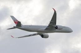レガシィさんが、福岡空港で撮影した日本航空 A350-941の航空フォト(飛行機 写真・画像)