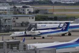 double_licenseさんが、伊丹空港で撮影したANAウイングス DHC-8-402Q Dash 8の航空フォト(飛行機 写真・画像)