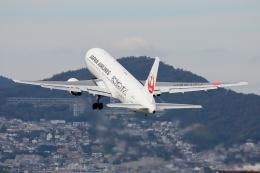 徳兵衛さんが、伊丹空港で撮影した日本航空 767-346/ERの航空フォト(飛行機 写真・画像)