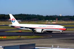 まいけるさんが、成田国際空港で撮影した中国貨運航空 777-F6Nの航空フォト(飛行機 写真・画像)