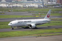 Musondaさんが、羽田空港で撮影した日本航空 777-246/ERの航空フォト(飛行機 写真・画像)