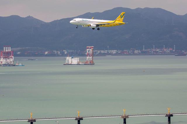 香港国際空港 - Hong Kong International Airport [HKG/VHHH]で撮影された香港国際空港 - Hong Kong International Airport [HKG/VHHH]の航空機写真(フォト・画像)
