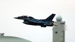 captain_uzさんが、茨城空港で撮影した航空自衛隊 F-2Bの航空フォト(飛行機 写真・画像)