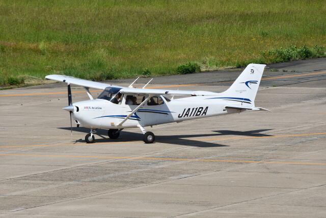 Cスマイルさんが、花巻空港で撮影したジェイ・ディ・エル技研 172S Skyhawk SPの航空フォト(飛行機 写真・画像)