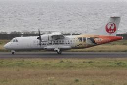 MOR1(新アカウント)さんが、奄美空港で撮影した日本エアコミューター ATR 42-600の航空フォト(飛行機 写真・画像)