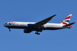 Deepさんが、成田国際空港で撮影したブリティッシュ・エアウェイズ 777-236/ERの航空フォト(飛行機 写真・画像)