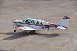 Cスマイルさんが、花巻空港で撮影した日本法人所有 A36 Bonanza 36の航空フォト(飛行機 写真・画像)