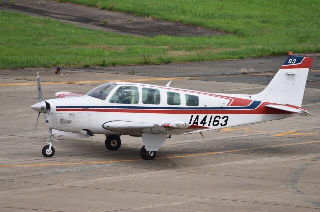 花巻空港 - Hanamaki Airport [HNA/RJSI]で撮影された花巻空港 - Hanamaki Airport [HNA/RJSI]の航空機写真(フォト・画像)