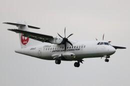 なかすぃ~さんが、伊丹空港で撮影した日本エアコミューター ATR 42-600の航空フォト(飛行機 写真・画像)