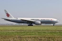 NIKEさんが、アムステルダム・スキポール国際空港で撮影した中国国際貨運航空 777-FFTの航空フォト(飛行機 写真・画像)