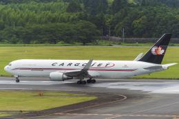 K.Sさんが、成田国際空港で撮影したカーゴジェット・エアウェイズ 767-323/ER(BDSF)の航空フォト(飛行機 写真・画像)