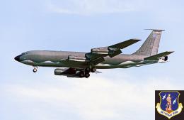 A-330さんが、横田基地で撮影したアメリカ空軍 KC-135E Stratotanker (717-100)の航空フォト(飛行機 写真・画像)