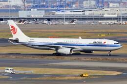 kaeru6006さんが、羽田空港で撮影した中国国際航空 A330-343Eの航空フォト(飛行機 写真・画像)