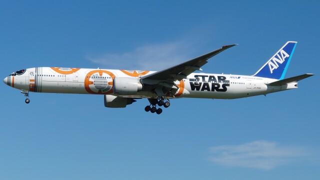 Garnet Worldさんが、成田国際空港で撮影した全日空 777-381/ERの航空フォト(飛行機 写真・画像)