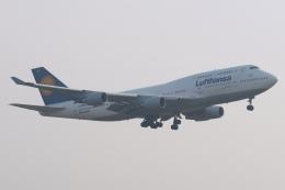 木人さんが、成田国際空港で撮影したルフトハンザドイツ航空 747-430Mの航空フォト(飛行機 写真・画像)