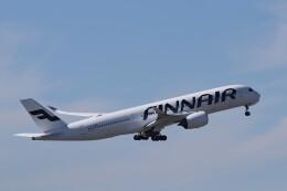 KAZFLYERさんが、成田国際空港で撮影したフィンエアー A350-941の航空フォト(飛行機 写真・画像)