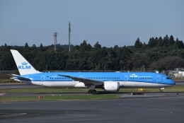 KAZFLYERさんが、成田国際空港で撮影したKLMオランダ航空 787-9の航空フォト(飛行機 写真・画像)
