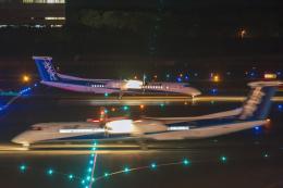 K.Sさんが、新千歳空港で撮影したANAウイングス DHC-8-402Q Dash 8の航空フォト(飛行機 写真・画像)