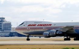 LEVEL789さんが、伊丹空港で撮影したエア・インディア 747-237Bの航空フォト(飛行機 写真・画像)