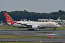 天心さんが、成田国際空港で撮影したエア・インディア 787-8 Dreamlinerの航空フォト(飛行機 写真・画像)