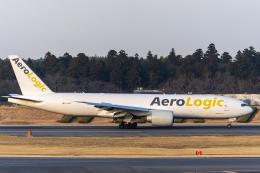 K.Sさんが、成田国際空港で撮影したアエロ・ロジック 777-FZNの航空フォト(飛行機 写真・画像)