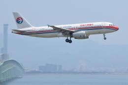 Deepさんが、関西国際空港で撮影した中国東方航空 A320-232の航空フォト(飛行機 写真・画像)