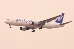 xiongtaiさんが、天津浜海国際空港で撮影した全日空 767-381/ER(BCF)の航空フォト(飛行機 写真・画像)