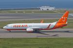 Scotchさんが、中部国際空港で撮影したチェジュ航空 737-8Q8の航空フォト(写真)