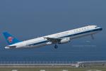 Scotchさんが、中部国際空港で撮影した中国南方航空 A321-231の航空フォト(写真)