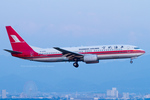 Scotchさんが、関西国際空港で撮影した上海航空 737-86Nの航空フォト(飛行機 写真・画像)