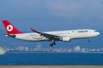 Scotchさんが、関西国際空港で撮影したターキッシュ・エアラインズ A330-203の航空フォト(写真)