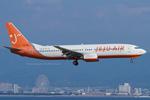 Scotchさんが、関西国際空港で撮影したチェジュ航空 737-85Fの航空フォト(写真)