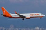 Scotchさんが、関西国際空港で撮影したチェジュ航空 737-8Q8の航空フォト(写真)