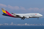 Scotchさんが、関西国際空港で撮影したアシアナ航空 747-48EMの航空フォト(写真)
